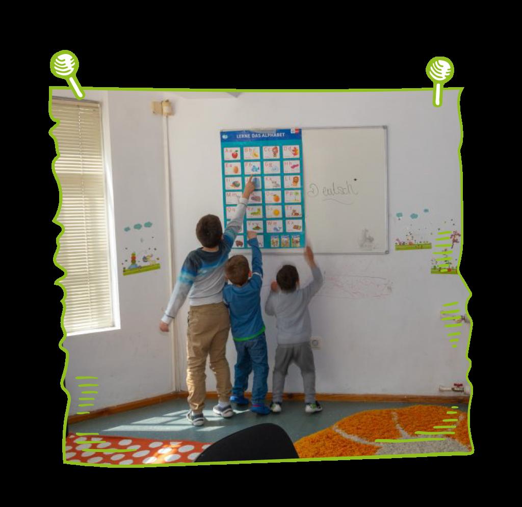Немски език за деца